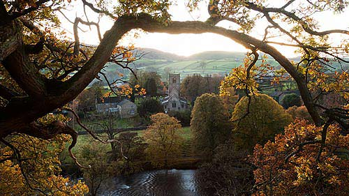 Burnsall, Yorkshire