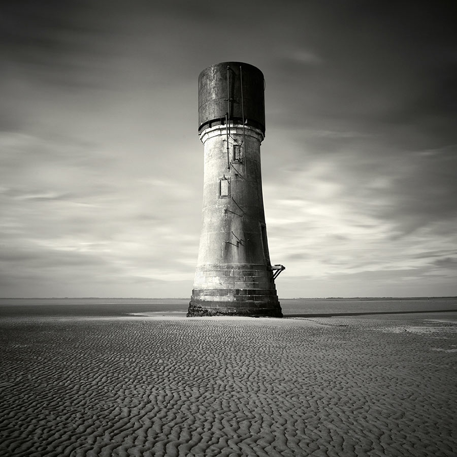 CENTRAL COMPOSITION	 - Spurn Point, Yorkshire