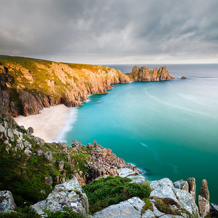 NEW TAKE - Porthcurno, Cornwall