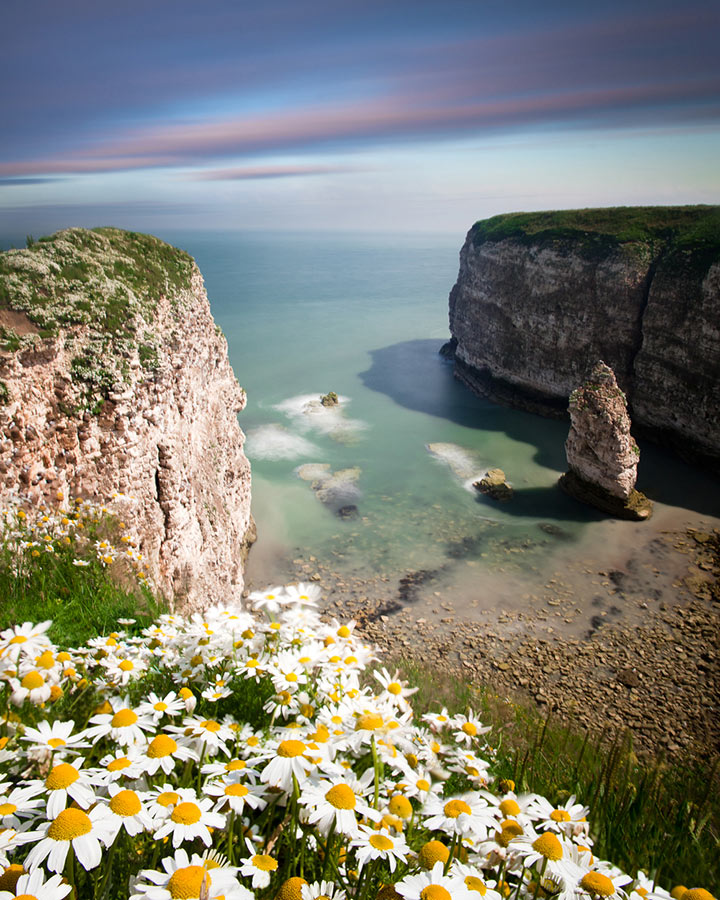 DON'T JUMP - Flamborough, Yorkshire
